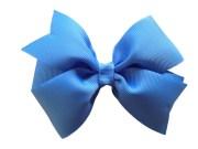 4 carolina blue hair bow