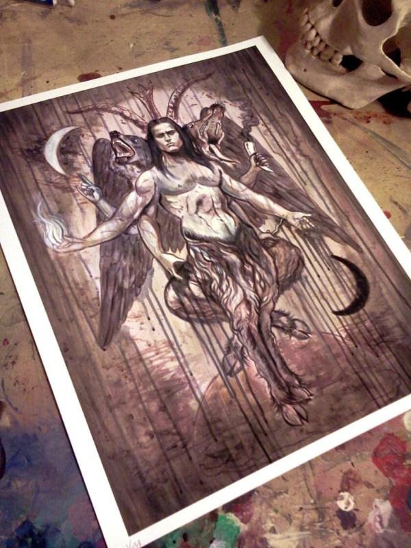 Ancient Occult Art