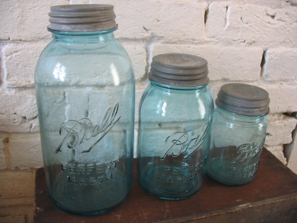 Vintage Ball Mason Jars Gallon Quart Whimsicalrevival