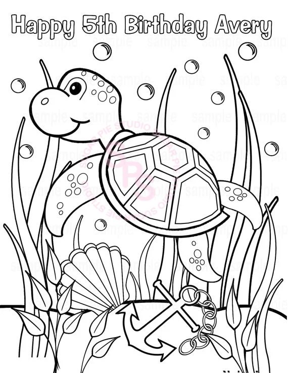 Popular items for coloring pages on Etsy