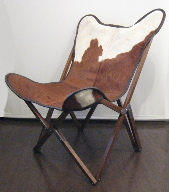 ORIGINAL BUTTERFLY CHAIR Tripo Hand Made Wooden