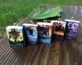 Mortal Instruments Miniature Book Bracelet