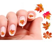 nail decals water slide transfers