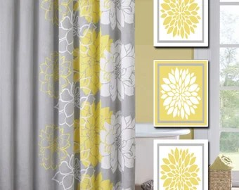 yellow bathroom decor | bclskeystrokes