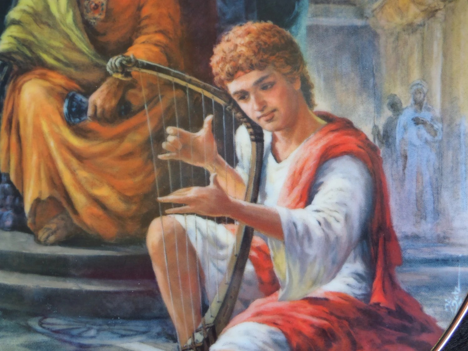 King Saul And David Great Stories Of The Bible