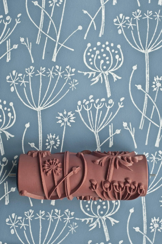 Roller Stencils For Walls Uk