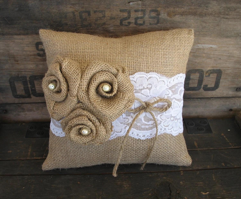 Ring Bearer Pillow Ideas