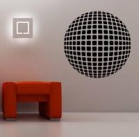 Optical Illusion Wall Art Vinyl Sticker WA459 by atLoudDesigns