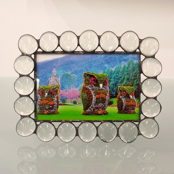 Picture Frame with Clear Glass