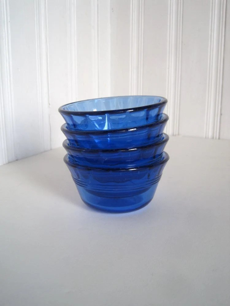 Yellow Clear Fruit Bowl