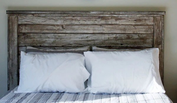 Farmhouse Queen Headboard Twin Double Full Queen King And