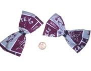 houston texans cheer bow big ribbon