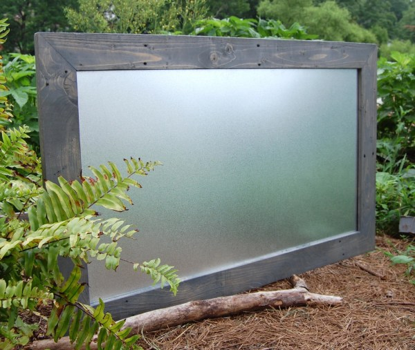 Framed Magnetic Board