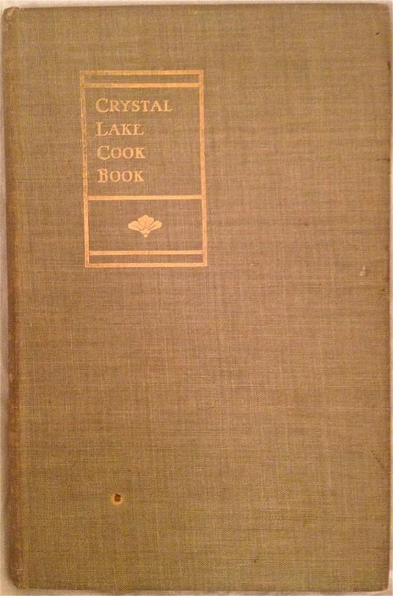 Crystal Lake Cook Book-1902