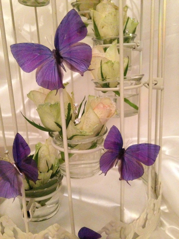 10 Beautiful 3D Exotic Cadbury Purple Wedding Bedroom