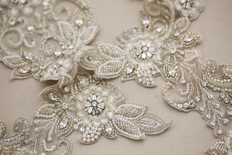 Wedding Dress Embellishment Hera Made To Order