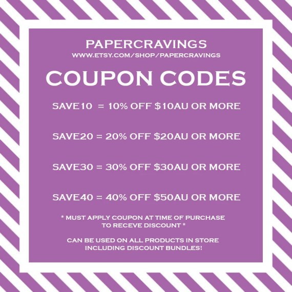 discount coupon savings promotional image, how to run a black friday sale for your etsy shop