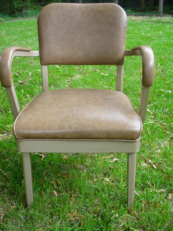 murphy chair company shiatsu massage chairs all steel equipment mid century office