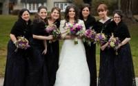 Wedding Shawl/Bridesmaid Accessory/Wedding Cape/Black