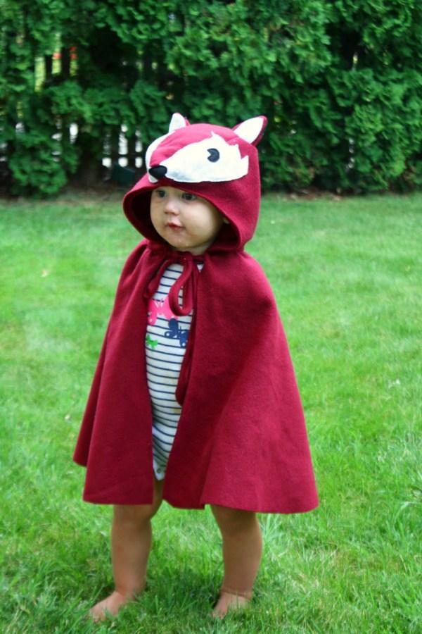 Reserved Adult Fox Cape Halloween Costume Kids Dress