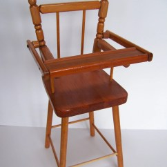 High Chair For Dolls Costco Folding Vintage Wooden Doll