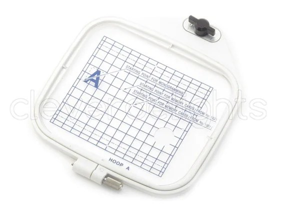 Embroidery Hoop A 4.3 x 5 for Janome MC300E