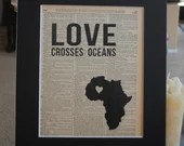 Love Crosses Oceans (Nige...