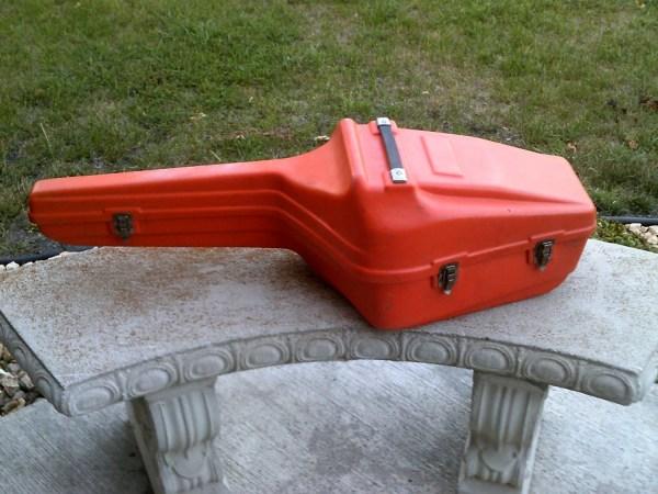 Vintage Stihl Chainsaw Case
