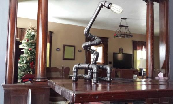 Items Similar Pipe Lamp Industrial Furniture