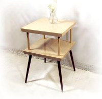 Vintage End Table Retro 60s mid century modern by ...