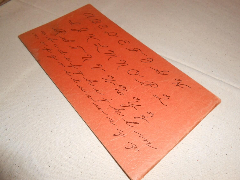 Vintage A N Palmer Method Cursive Writing By Totallyvintage