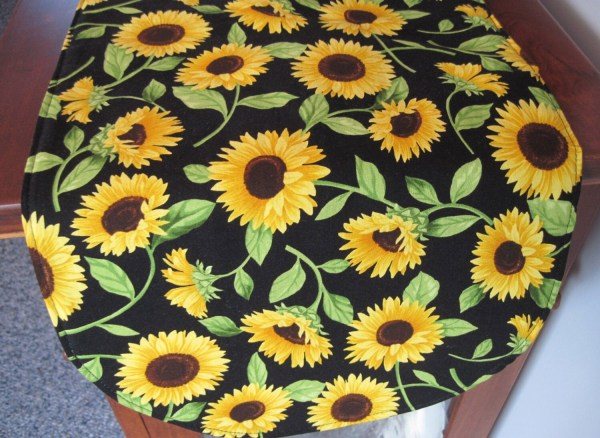 Sunflower Table Runner 36 Tracystreasuresri
