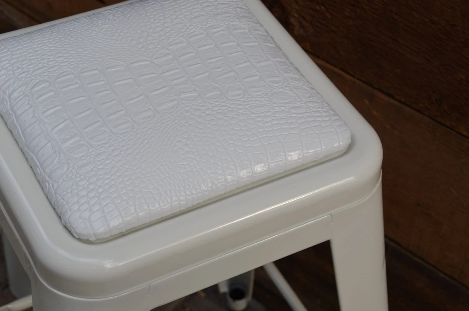 tolix chair cushion shaker style chairs custom seat cushions in the fabric of your choice