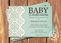 Baby Invitation Wording Year Of Clean Water
