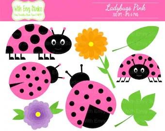 popular items ladybug clipart