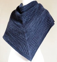 Items similar to TUNISIAN CROCHET PATTERN: Winter Nocturne ...