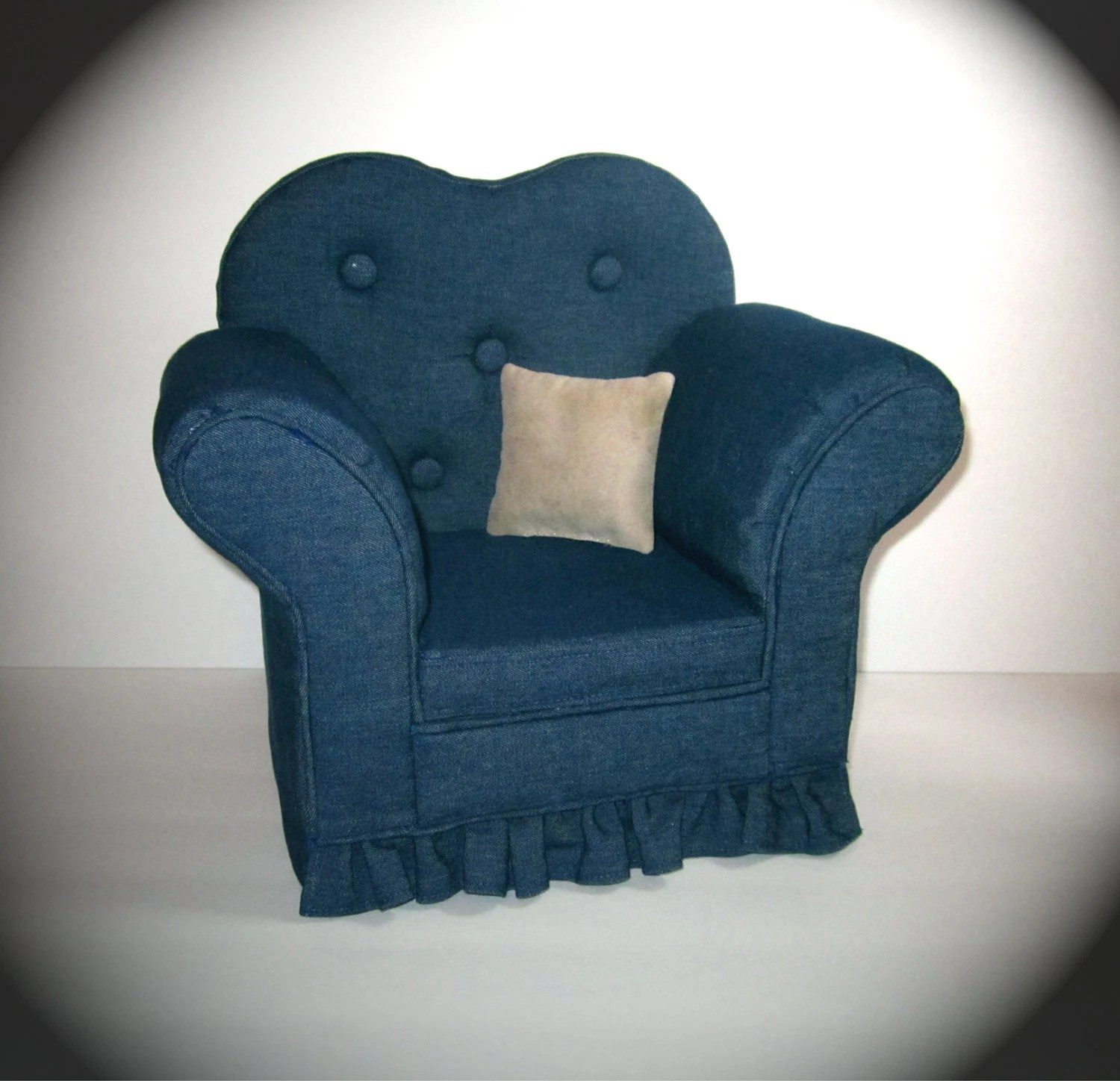 american doll chair wheelchair in arabic girl 18 denim made to order