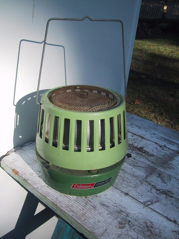 Vintage Coleman Catalytic Heater Camping Gear