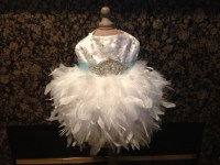 Something Blue Couture Dog Wedding Dress Limited Edition