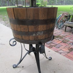 Old Wooden Barrel Chairs Ski Chair Plans Whiskey Wood Furniture
