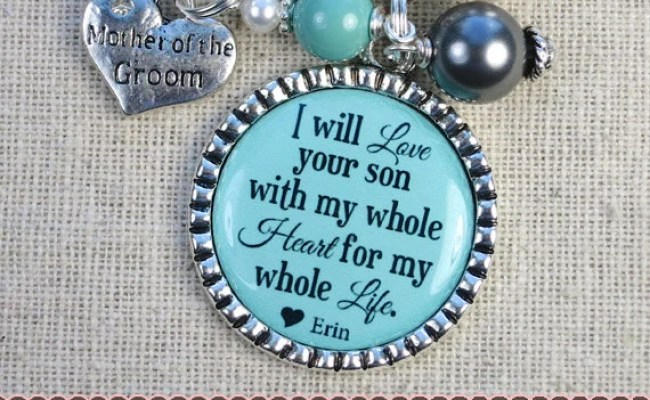 Personalized Mother Of The Groom Gift Mother In Law Gifts I