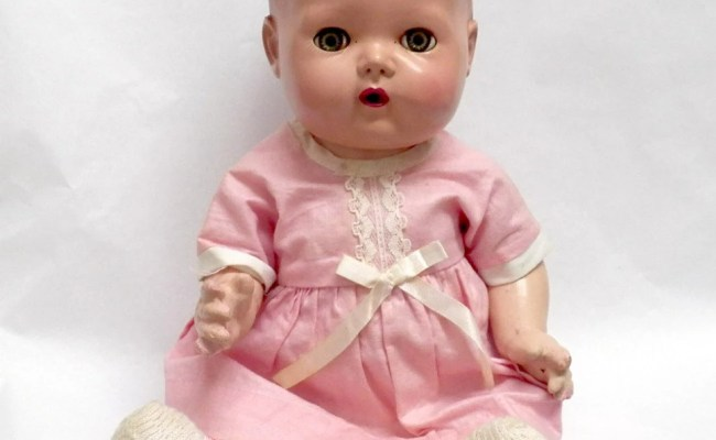 American Character 1950 S Tiny Tears Baby Doll