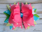 girls hair bows boutique