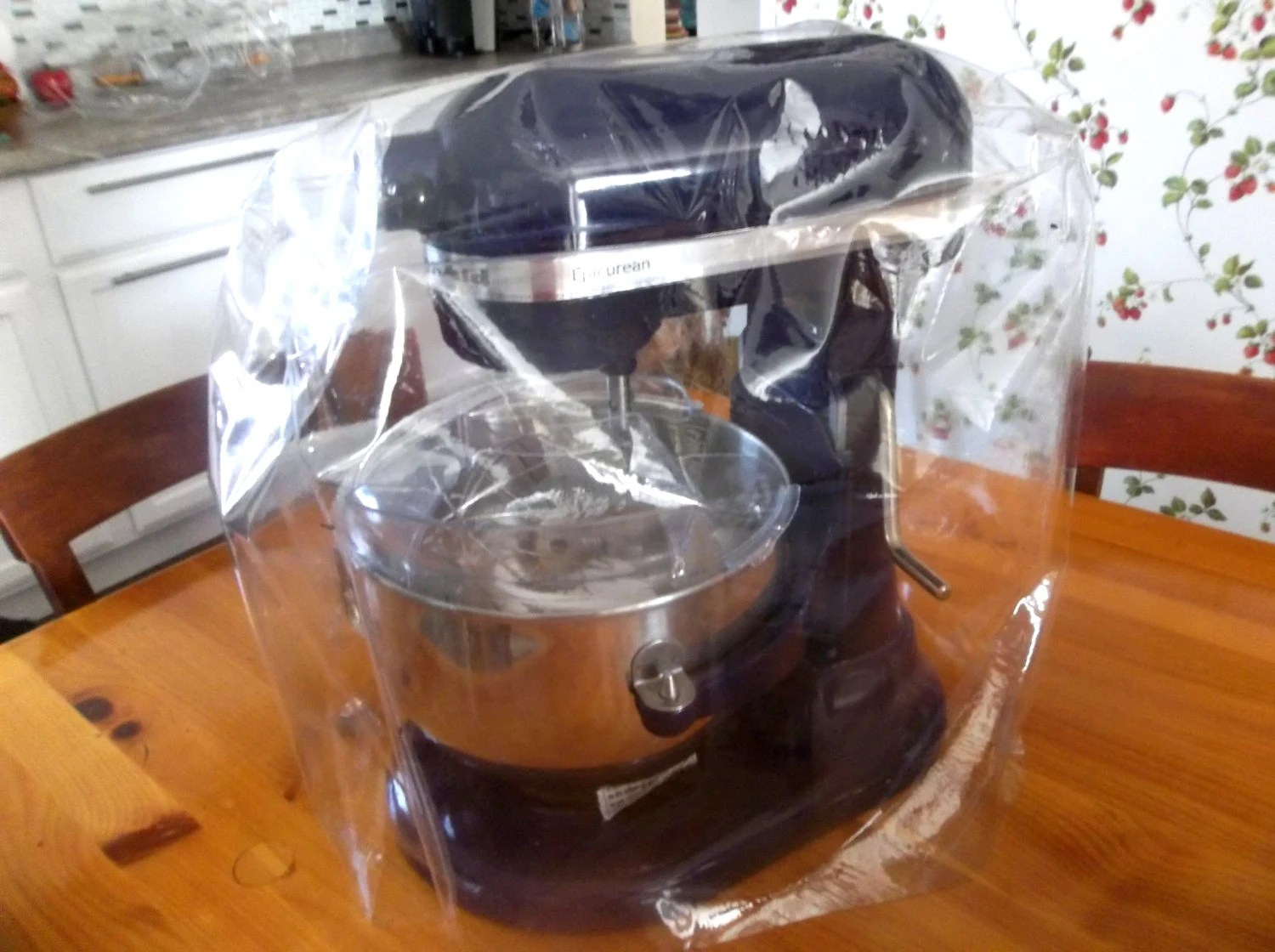 kitchen aid mixer cover compact appliance covers   etsy