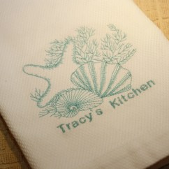 Personalized Kitchen Towels Cabinets On Line 2 By