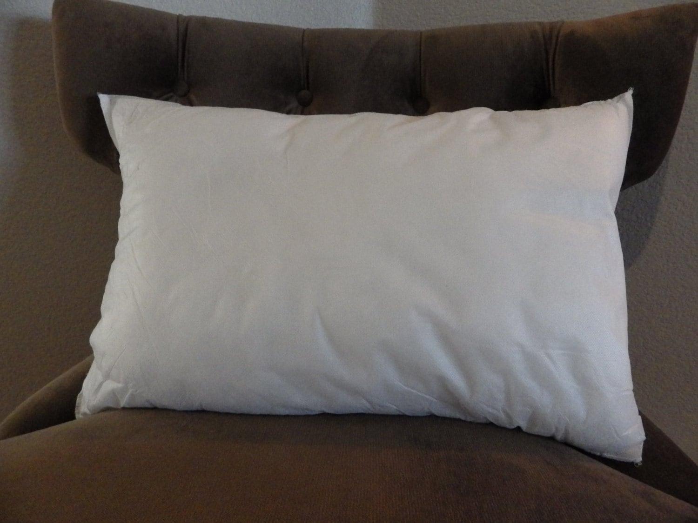 13 x 20 Down Alternative Pillow Insert 13 x 20