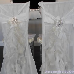Bride And Groom Chair Covers Ikea Barrel Ruffle