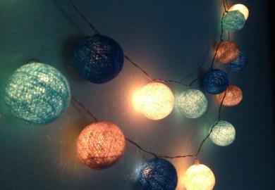 Indoor String Lights For Bedroom