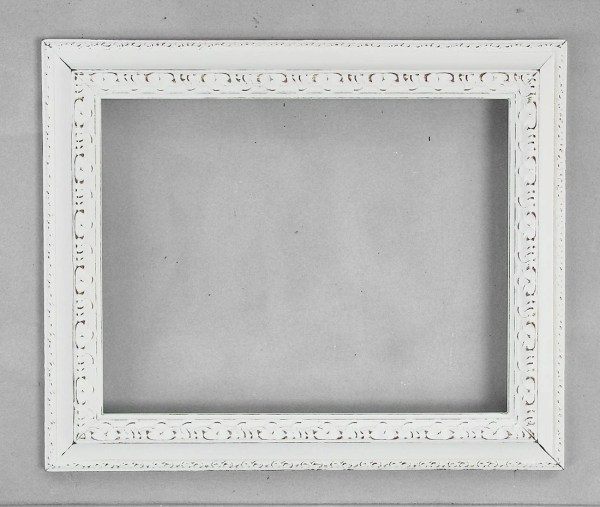11x14 Ornate Frame Antique White 11 X 14 Beautiful