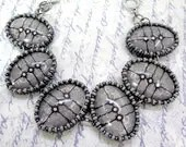 Technical Details Bracelet: Wearable Art Series - MegansBeadedDesigns